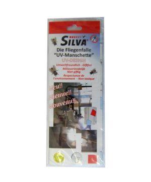 Silva vliegenklever 'UV-Manchet' 12x30cm | 12st