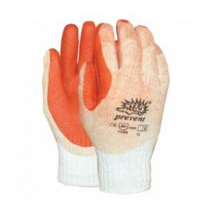 Werkhandschoen Prevent oranje