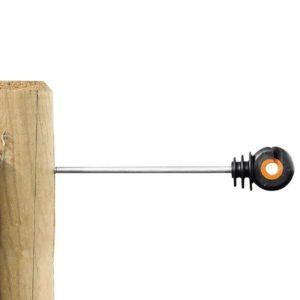 Gallagher afstandschroef-isolator XDI hout - 10st