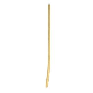 Mestschuifsteel gebogen - 130cm