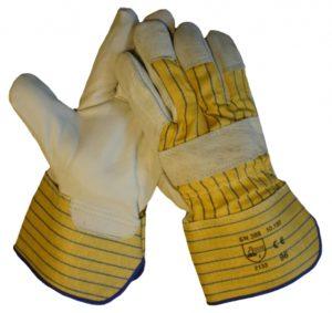 Werkhandschoen Boxleder met palmversterking