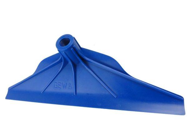 Stalkrabber blauw, schroefdraad - 35cm