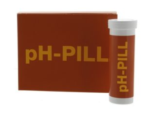 pH-Pill pensverzuring 4-stuks
