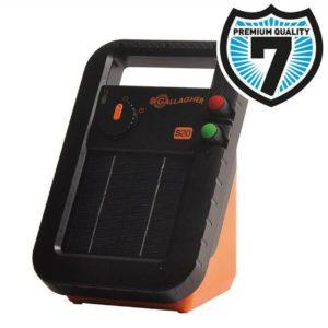 Gallagher S20 Solar schrikdraadapparaat (accu)