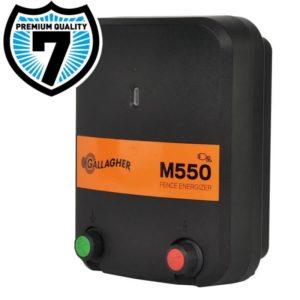 Gallagher lichtnetapparaat M550