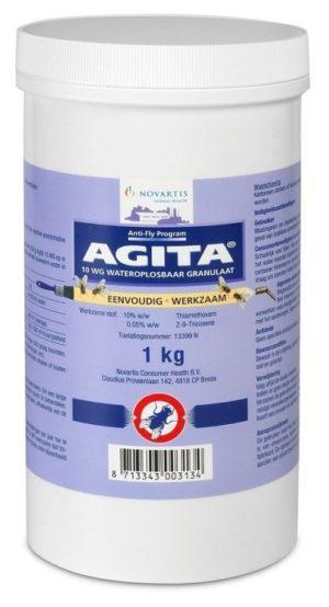 Agita 10WG vliegenbestrijding 1kg