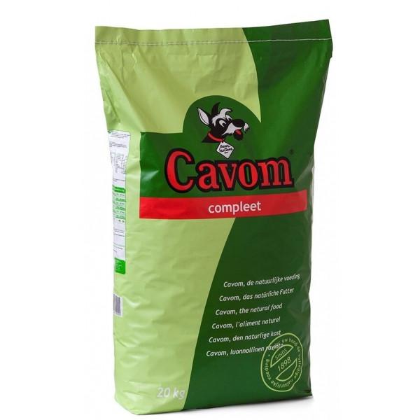 Hondenvoer Cavom Compeet 20kg