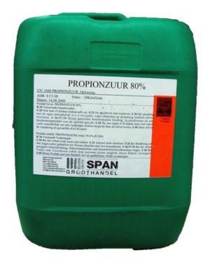 Propionzuur 80% 20kg
