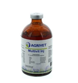 Multivitamine Injectie 100ml