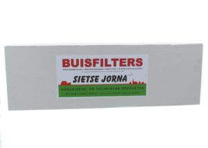 Buisfilters 120gr. extra 620x58mm