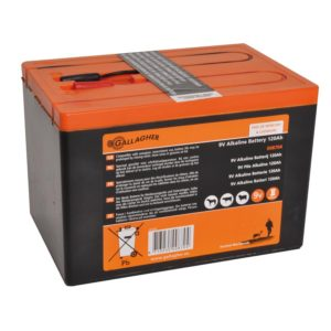 Gallagher Alkalin batterij 9V - 120Ah
