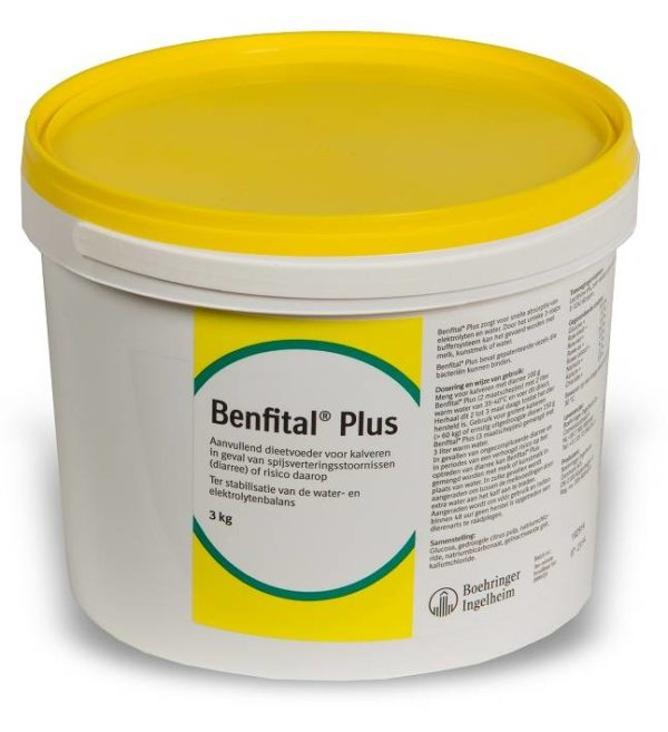 Benfital Plus 3kg