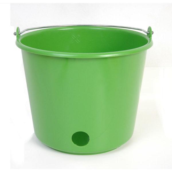 Speenemmer groen rond 12ltr
