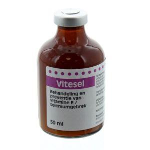 Vitamine-E Seleen Injectie 50ml