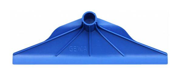 Stalkrabber kunststof blauw, los - 35cm