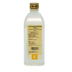 Calcium-magnesium infuus 450ml