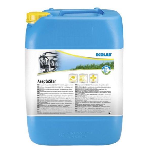 AseptoStar reinigingsmiddel 24kg