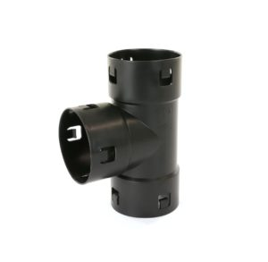 Drain T-stuk 90° - 60mm