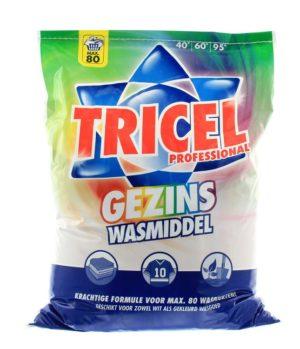 Tricel gezinswasmiddel 10kg