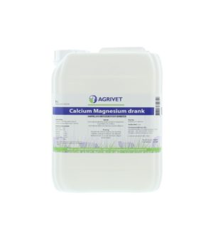 Agrivet Calcium Magnesium Drank 5ltr
