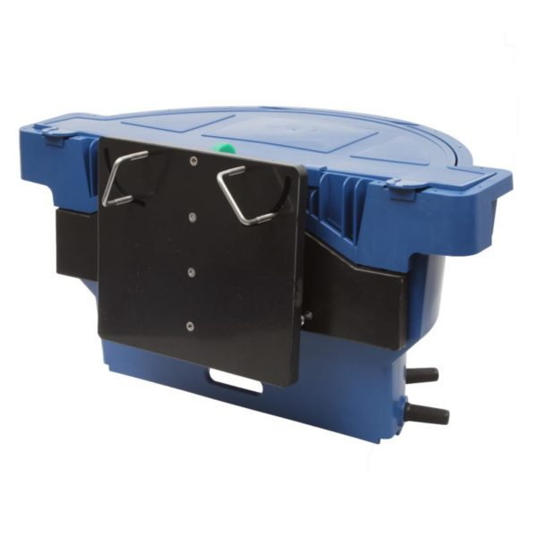ECF kalverbar 6-speen blauw | met deksel